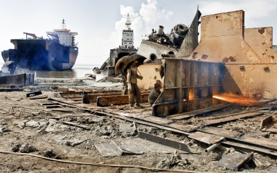 Bangladesh Ship Breaking Yard Tour