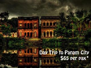 day trip to panam city sona