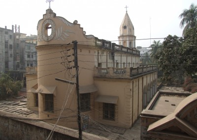 Armenian Church in Old Dhaka