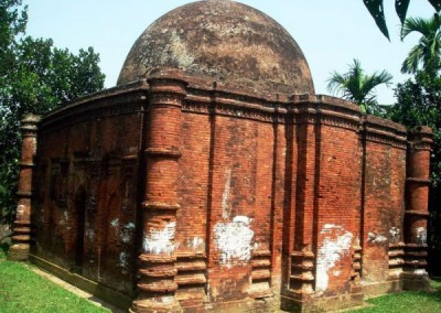 Goaldi Mosque of 16th century