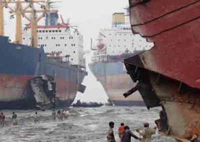ship breaking bangladesh