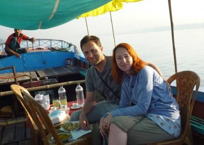 Back water trip Barishal