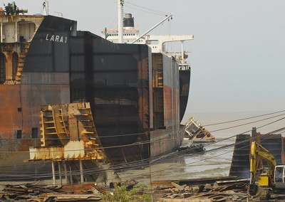 Ship graveyard-in-chittagong