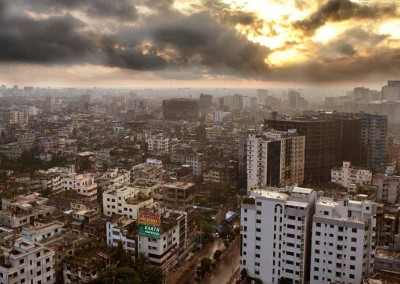 What to do in Dhaka - The Jungle of Buildings
