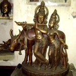Explore the Brass craft works of bronze in day tour with deshghuri in dhaka