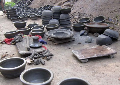 Pottery worker village in dhamrai-bangladesh