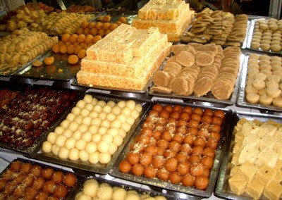 sweet shop in Dhaka