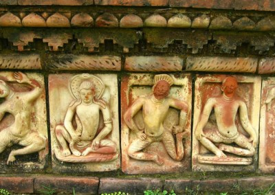 artwork-in-sompur-vihara