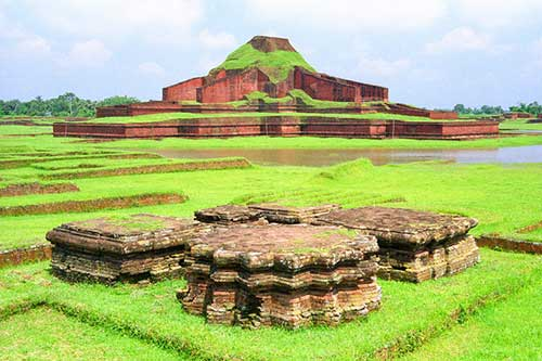 Top Archaeological and World Heritage Sites in Bangladesh
