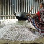 kitchen in bangladesh villa