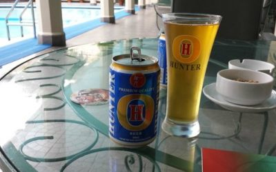 Beer testing tourism in Bangladesh