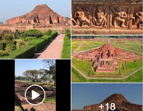 সোমপুর মহাবিহার – Splendid Paharpur – 帕哈尔普尔