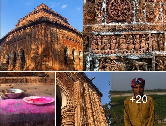 কান্তজীউ মন্দির – A Temple to Love – 克利须那